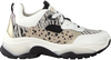 Witte BRAQEEZ Lage sneakers BIBI BALE  - small