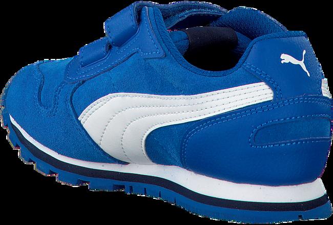 Blauwe PUMA Sneakers ST RUNNER SD V  - large