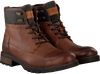 Cognac TOMMY HILFIGER Enkelboots CURTIS 13A  - small