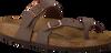 Bruine BIRKENSTOCK PAPILLIO Slippers MAYARI  - small