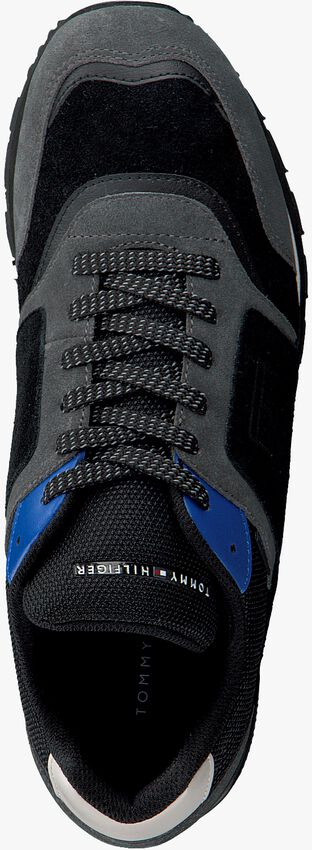 Zwarte TOMMY HILFIGER Lage sneakers DORIAN 1C  - larger