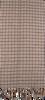 Bruine ROMANO SHAWLS AMSTERDAM Sjaal SHAWL CHECK - small