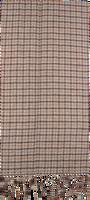 Bruine ROMANO SHAWLS AMSTERDAM Sjaal SHAWL CHECK - medium