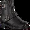 Zwarte MCGREGOR Biker boots ZINA  - small