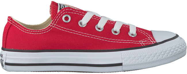 Rode CONVERSE Sneakers CHUCK TAYLOR AS OX INF - large