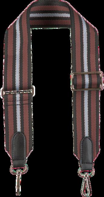 Zwarte BECKSONDERGAARD Schouderband CLYTE STRAP  - large