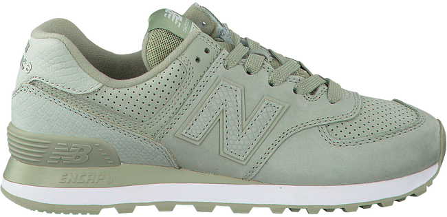 Groene NEW BALANCE Sneakers WL574 - large