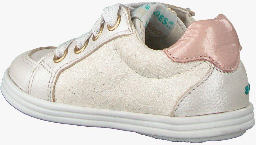 Witte BUNNIES JR Sneakers SUZI STOER  - larger