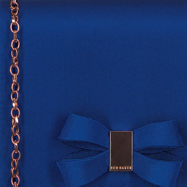 Blauwe TED BAKER Schoudertas STACYY - large