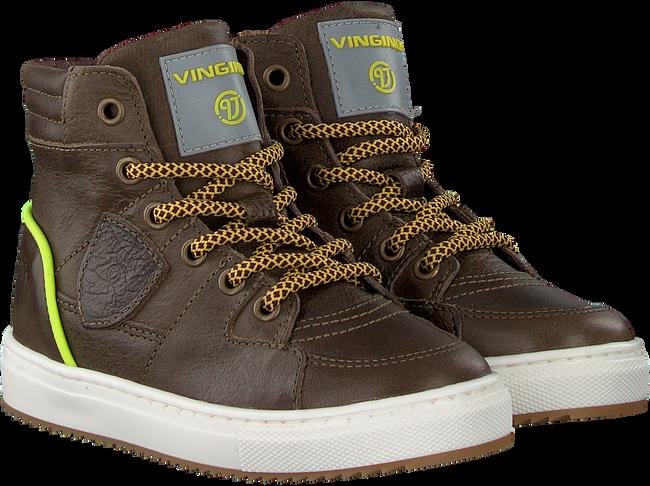 Groene VINGINO Sneakers SIL MID  - large
