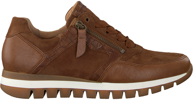 Bruine GABOR Sneakers 438  - large