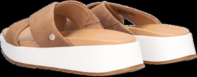 Bruine UGG Slippers W EMILY  - large