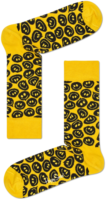 HAPPY SOCKS Sokken TWISTED SMILE - large