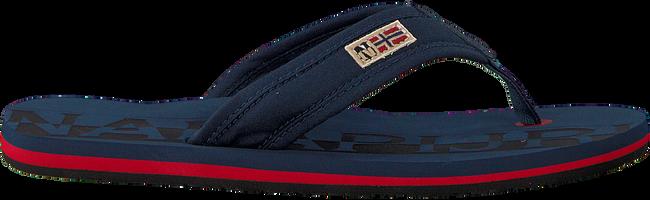 Blauwe NAPAPIJRI Slippers TOLEDO  - large