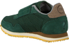 Groene WODEN WONDER Sneakers WHY MESH SUEDE - small