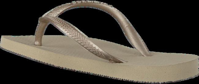 Beige HAVAIANAS Slippers SLIM KIDS - large