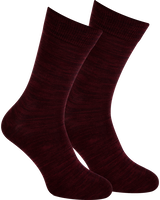 Rode MARCMARCS Sokken RED ROME COTTON - medium