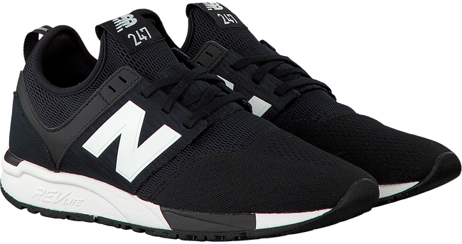 Zwarte NEW BALANCE Sneakers MRL247  - large