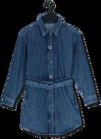 Blauwe SILVIAN HEACH Mini jurk DRESS DENIM VOXREG