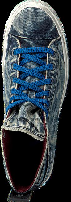 Blauwe DIESEL Sneakers MAGNETE EXPOSURE STRIPE  - large