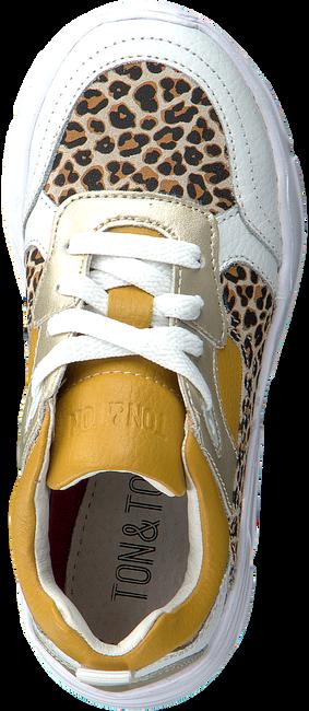 Gele TON & TON Lage sneakers OM120280  - large