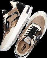 Taupe GIGA Lage sneakers G3836  - medium