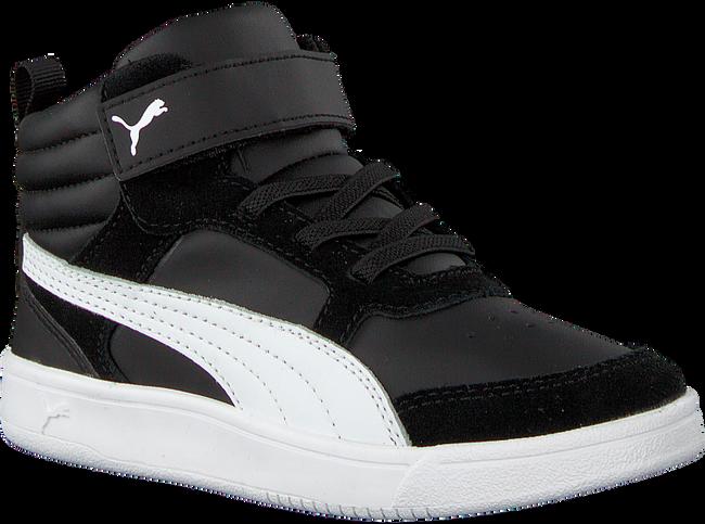Zwarte PUMA Sneakers PUMA REBOUND STREET V2 PS - large