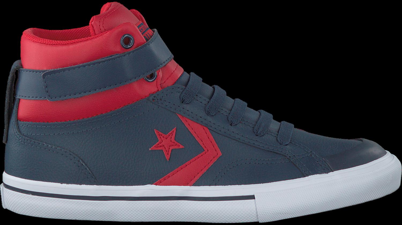 dca5ea3d682 Blauwe CONVERSE Sneakers PRO BLAZE STRAP HI KIDS - Omoda.nl