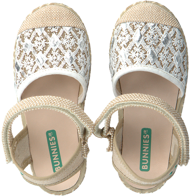 Witte BUNNIES JR Sandalen SUMMER SWEET - large