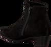 Zwarte GABOR Enkellaarsjes 630  - small