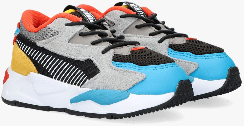Grijze PUMA Lage sneakers RS-Z INF  - larger