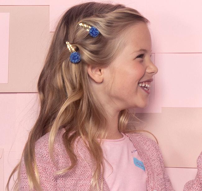 Roze LE BIG Haarband SHOSHANNA HAIRCLIPS  - large
