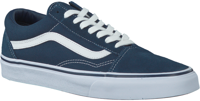 Blauwe VANS Sneakers OLD SKOOL MEN  - large