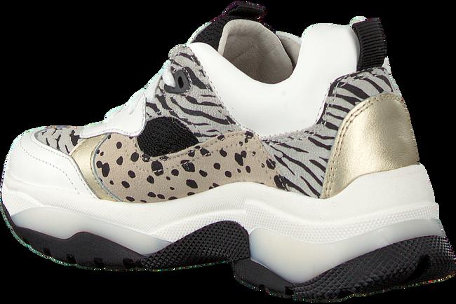 Witte BRAQEEZ Lage sneakers BIBI BALE  - large