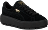 Zwarte PUMA Sneakers PLATFORM TRACE WMN  - small