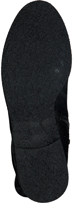 Zwarte GABOR Enkellaarsjes 703. - large