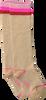 Bruine LE BIG Sokken TARYN KNEE HIGH  - small
