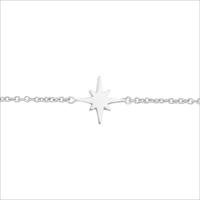 Zilveren ATLITW STUDIO Armband SOUVENIR BRACELET STAR BURST - medium