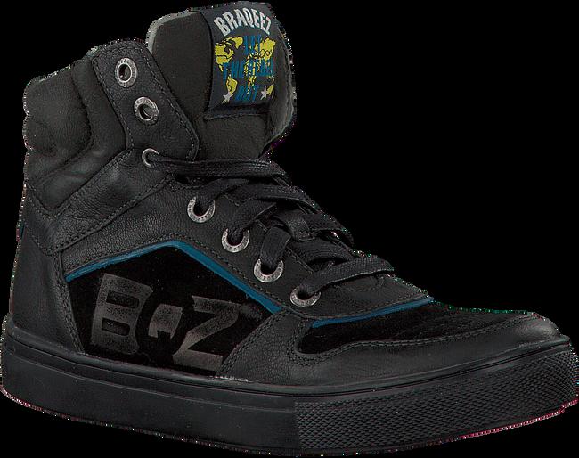 Zwarte BRAQEEZ Sneakers 417931  - large