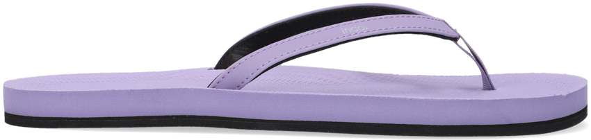 Paarse INDOSOLE Teenslippers ESSENTIAL FLIP FLOP  - larger
