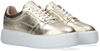 Gouden NUBIKK Lage sneakers ELISE BLOOM  - small