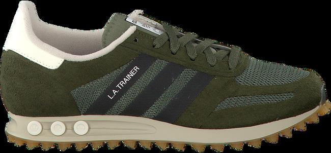 Groene ADIDAS Sneakers LA TRAINER OG HEREN  - large