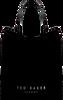 Zwarte TED BAKER Handtas MEOWCON  - small