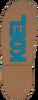 Blauwe KOEL4KIDS Enkellaarsjes KO207  - small