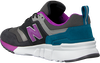 Grijze NEW BALANCE Sneakers CW997  - small