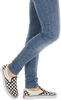 Beige VANS Sneakers CLASSIC SLIP-ON WMN - small