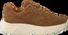 Cognac TANGO Lage sneakers KADY FAT  - small