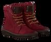 Rode BO-BELL Lange laarzen PAPARAL  - small