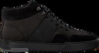 Zwarte CYCLEUR DE LUXE Hoge sneaker SEQUOIA  - medium