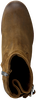 Bruine SHABBIES Enkellaarsjes 183020143  - small